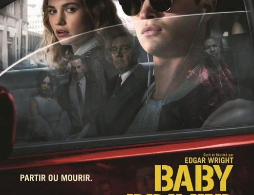 Critique du film Baby Driver de Edgar Wright avec Ansel Elgort, Kevin Spacey, Lily James