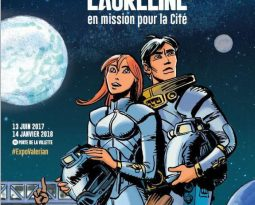 L'Exposition Valerian et Laureline en mission pour la Cité