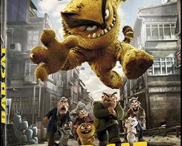 Concours Terminé – Gagnez des Blu-ray et DVD du film d'animation Bad Cat