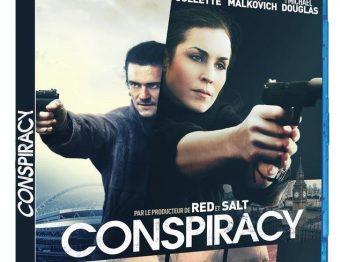 Avis / Sortie Vidéo – Conspiracy avec Noomi Rapace, Orlando Bloom, Michael Douglas