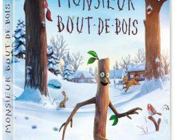 Terminé – Concours – Gagnez des DVD du film d'animation Monsieur Bout-De-Bois