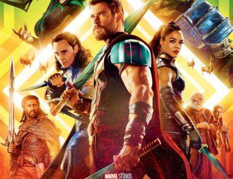 Critique du film Thor : Ragnarok de Taika Waititi avec Chris Hemsworth, Tom Hiddleston, Cate Blanchett