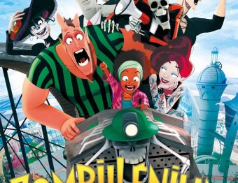 Critique du film Zombillenium de Arthur de Pins, Alexis Ducord avec Emmanuel Curtil, Alain Choquet, Kelly Marot