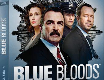 Sortie Vidéo – La Série Blue Bloods saison 4 disponible