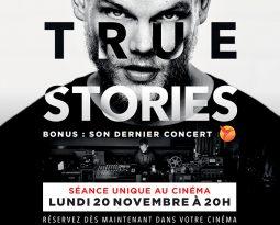 Avis sur le documentaire «Avicii True Stories» en exclusivité au cinéma le 20 Novembre prochain !