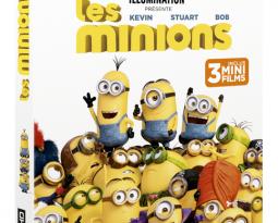 Sortie Vidéo – Les Minions en 4K Ultra HD,  Blu-ray™ et Digital