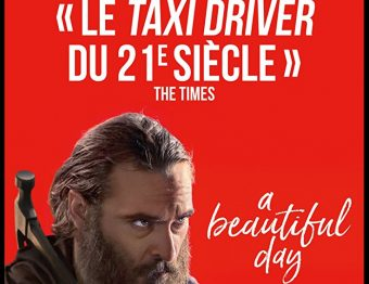 Critique du film A Beautiful Day de Lynn Ramsay avec Joaquin Phoenix, Ekaterina Samsonov, Alessandro Nivola