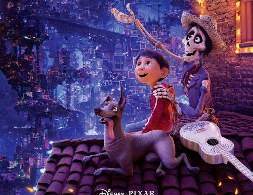 Critique du film d'animation Disney Pixar : Coco  réalisé par Lee Unkrich