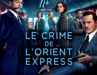 Critique du film Le Crime de l'Orient Express de et avec Kenneth Brannagh, Johnny Depp, Michelle Pfeiffer