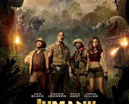 Critique du film Jumanji 2 : Bienvenue dans la Jungle de Jake Kasdan avec Dwayne Johnson, Jake Blake, Kevin Hart