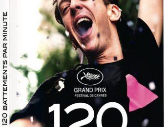 Avis Video – 120 Battements par minute de Robin Campillo avec Nahuel Perez Biscayart, Arnaud Valois, Adèle Haenel
