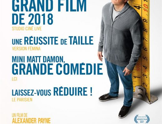 Critique du film : Downsizing d'Alexander Payne avec Matt Damon, Christoph Waltz, Hong Chau
