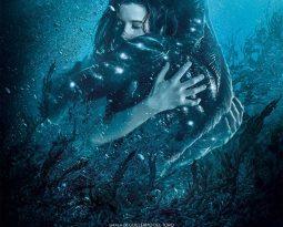 Critique du film La Forme de l'Eau de Guillermo del Toro avec Sally Hawkins, Michael Shannon, Richard Jenkins