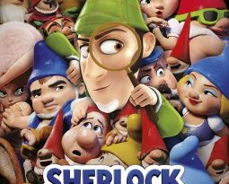 Critique Film – Sherlock Gnomes avec les voix de Michael Gregorio, Flora Coquerel