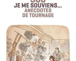 Sortie Livre : Je me souviens…500 anecdotes de tournage par Jean-Pierre Jeunet