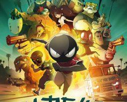 Critique Film – Mutafukaz de Shojirou Nishimi, Guillaume «Run» Renard avec Orelsan, Gringe