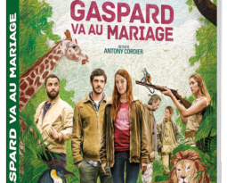 Sortie Vidéo : Gaspard va au Mariage de Antony Cordier avec Felix Moati, Laetitia Dosch,