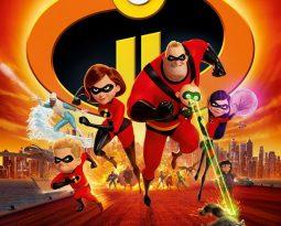 Critique film – Les Indestructibles 2 des Brad Bird avec les voix de Louane Emera, Gérard Lanvin, Amanda Lear