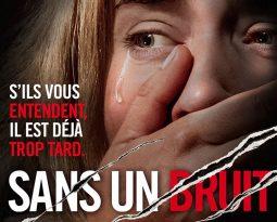 Critique – Sans un Bruit de et avec John Krasinski, Emily Blunt