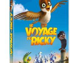 Sortie Vidéo – Le Voyage de Ricky de Toby Genkel