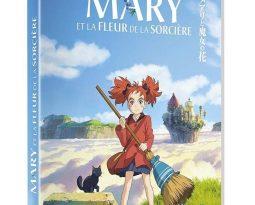 Sortie Vidéo – Mary et la Fleur de la Sorcière de Hiromasa Yonebayashi