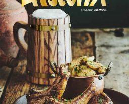 Les Banquets d'Asterix® , le nouveau livre Gastronogeek de recettes  – Thibaud Villanova