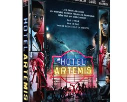 Sortie Vidéo – Hotel Artemis de Drew Pearce avec Jodie Foster, Sterling K. Brown, Dave Bautista