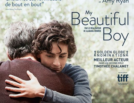 Critique : My Beautiful Boy de Felix Van Groeningen avec Steve Carell, Timothée Chalamet