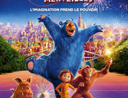 Critique Film – Le Parc des Merveilles avec les voix de Marc Lavoine, Frederic Longbois, Odah