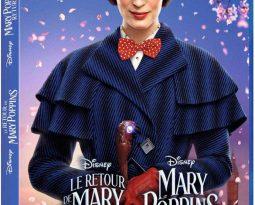 Rattrapage Vidéo – Le Retour de Mary Poppins de Rob Marshall avec Emily Blunt, Colin Firth