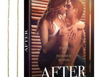 Sortie Vidéo : After, Chapitre 1 – L'adaptation de la célèbre saga littéraire