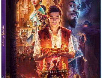 Test Blu-Ray – Aladdin de Guy Ritchie avec Will Smith, Mena Massoud, Naomi Scott