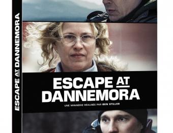 Terminé Concours – Gagnez des coffrets DVD de la série Escape at Dannemora