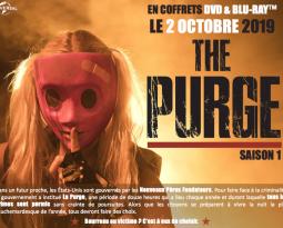 Avis Vidéo – Série The Purge Saison 1 disponible en Blu-ray et DVD