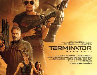 Critique Film – Terminator : Dark Fate avec Arnold Schwarzenegger, Linda Hamilton, Mackenzie Davis
