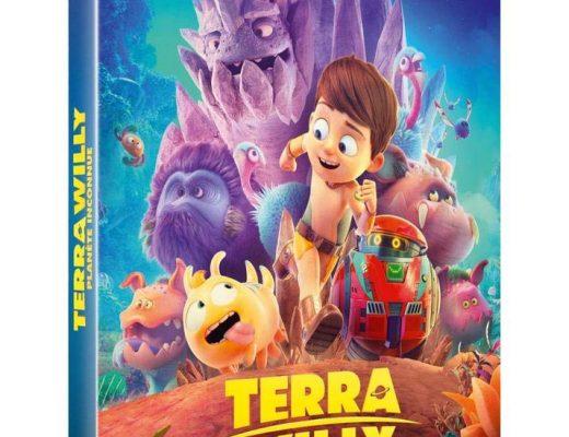 Avis vidéo – Terra Willy, Planète Inconnue avec la voix de'Edouard Baer