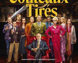 Critique Film – A Couteaux Tirés avec Daniel Craig, Chris Evans, Ana de Armas, Jamie Lee Curtis,