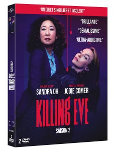 Killing Eve Saison 2