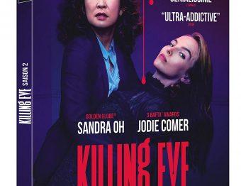 Terminé – Concours Série – Gagnez 1 coffret DVD de la saison 2 de Killing Eve