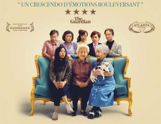 Critique Film – L'Adieu (The Farewell) de Lulu Wang avec Awkwafina, Tzi Ma, X Mayo