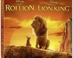 Test Blu-ray : Le Roi Lion de Jon Favreau avec les voix de Rayane Bensetti, Anne Sila, Jean Reno