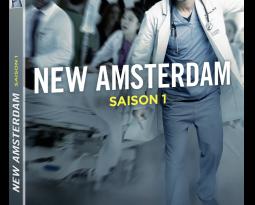 Terminé – New Amsterdam – Gagnez des coffrets DVD de la saison 1