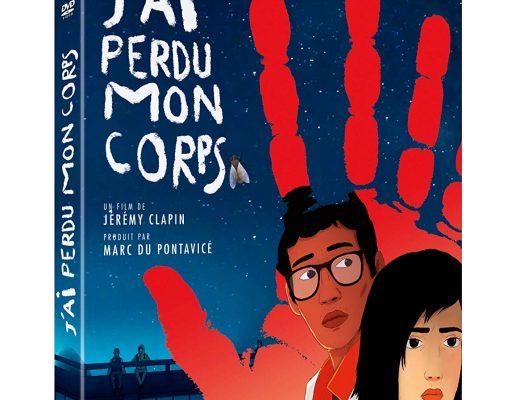 Sortie DVD – J'ai Perdu Mon Corps de Jérémy Clapin