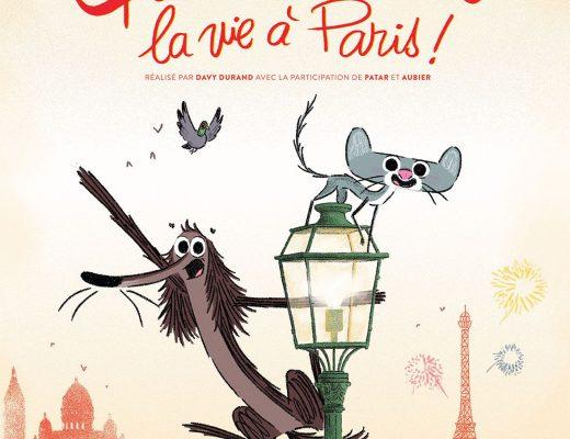 Critique – Chien Pourri, la vie à Paris !