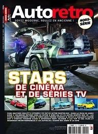 Les voitures de légende, cinéma et séries TV