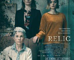 Critique Film – Relic de Natalie Erika James, a vec Emily Mortimer, Robyn Nevin, Bella Heathcote