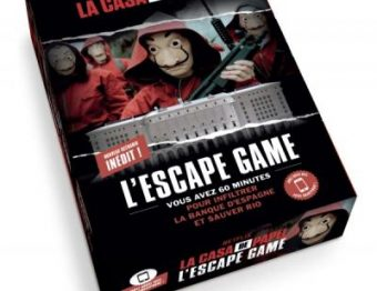 Escape Games et Séries TV : Friends, La Casa de Papel, Peaky Blinders