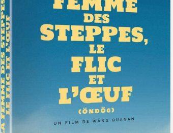 Sortie Vidéo – La Femme des steppes, le flic et l'oeuf