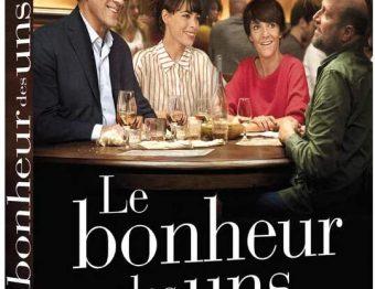 Sortie Vidéo – Le Bonheur des uns… de Daniel Cohen avec Florence Foresti, Bérénice Bejo, Francois Damiens, Vincent Cassel