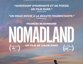 Critique – Nomadland de Chloé Zhao avec Frances McDormand, David Strathairn, Gay DeForest